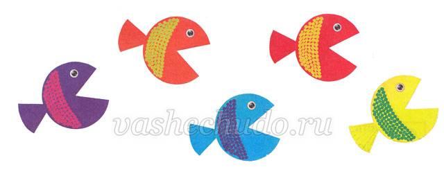 Рыбка своими руками