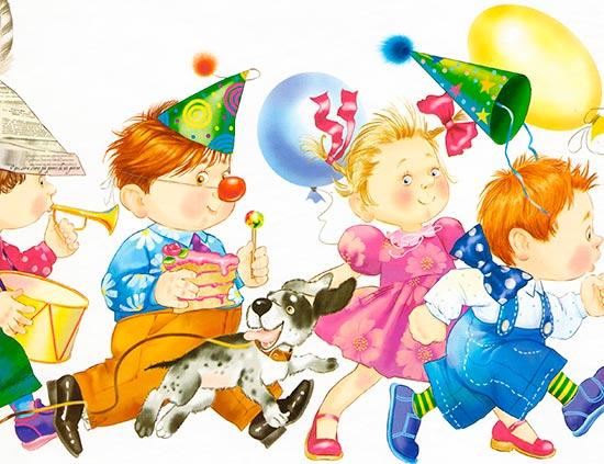 Сценарий нового года для детей 2-3 лет детского сада