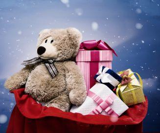 Что подарить ребёнку на Новый год 2018. Идеи подарков