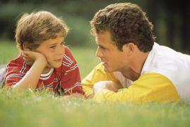 Роль отца в воспитании сына