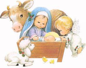 Стихи о Рождестве для детей. Колядки