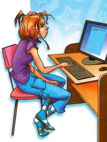 Правила работы за компьютером. Полезные советы и рекомендации для школьников
