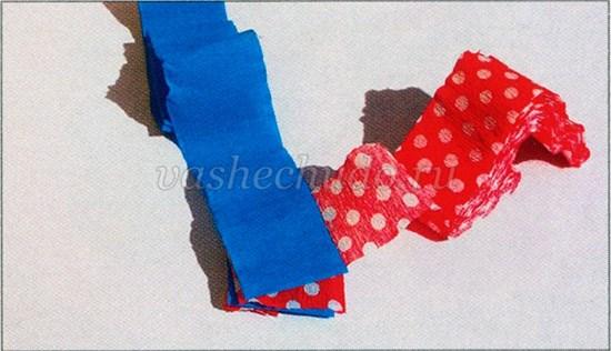 Гирлянда поделки из бумаги своими руками